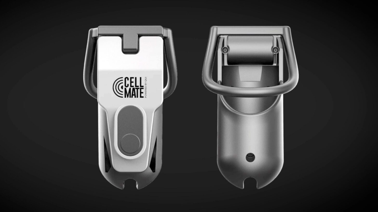 Qiui Cellmate App-controlled Chastity Cage