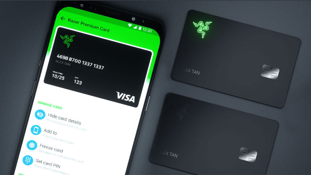 Razer Unveiled New Prepaid Card Razer Card