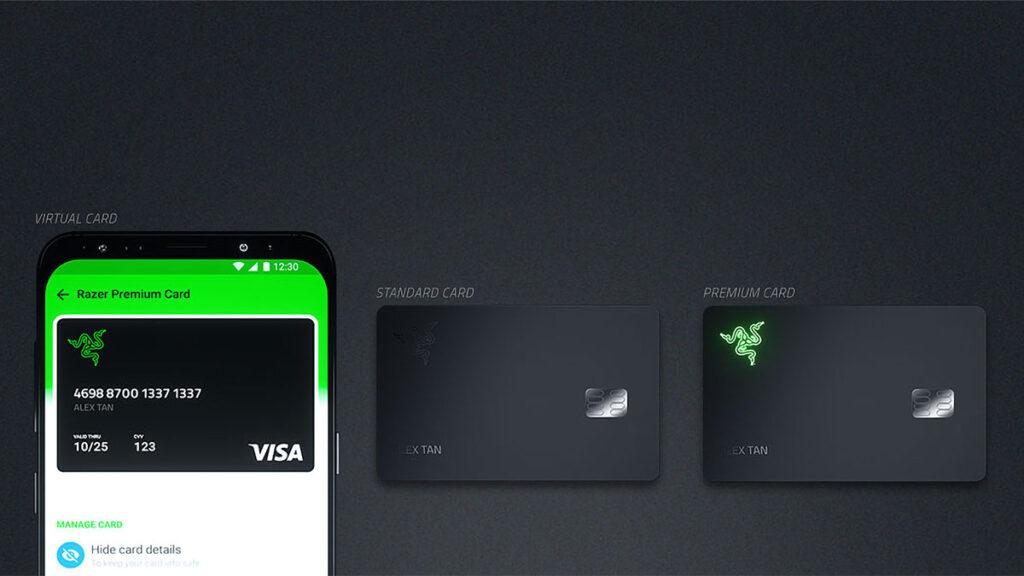 Razer Unveiled New Prepaid Card Razer Card