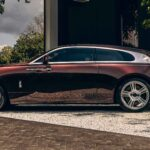 Silver Spectre Is What A Rolls-Royce Wraith Looks Like As A Shooting Brake