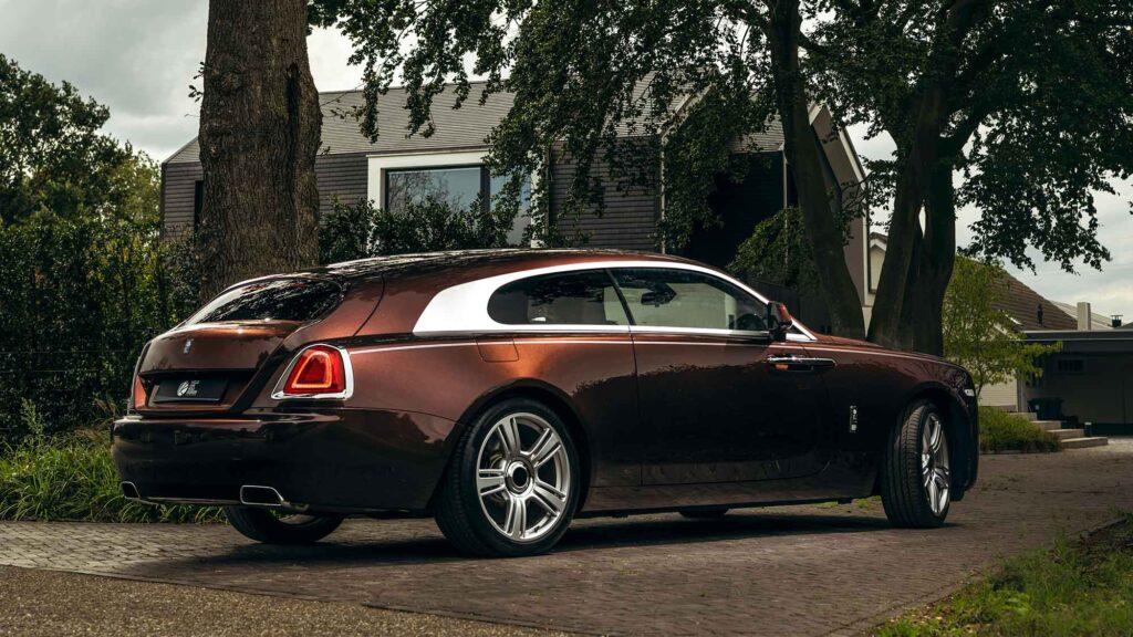 Rolls-Royce Silver Spectre Shooting Brake