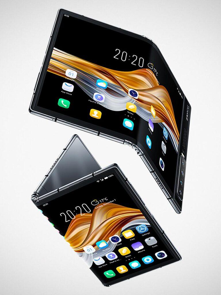 Royole FlexPai 2 Foldable Screen Smartphone