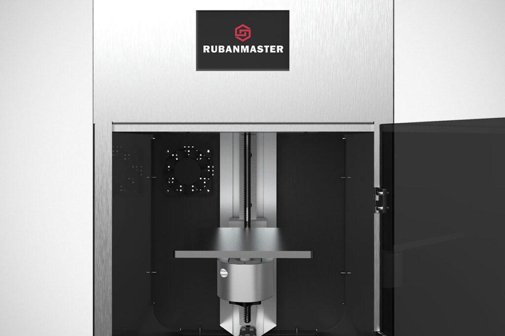 Rubanmaster Laser 3-in-1 SLA 3D Printer