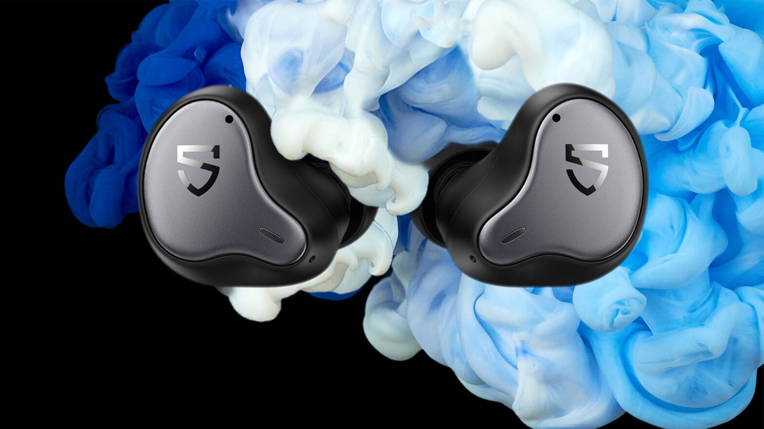 SOUNDPEATS H1 Hybrid Dual-driver TWS Earbuds