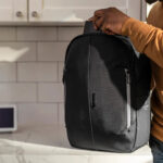 Google's Jacquard-enabled Samsonite Backpack Puts Smartphone Controls On The Shoulder Strap