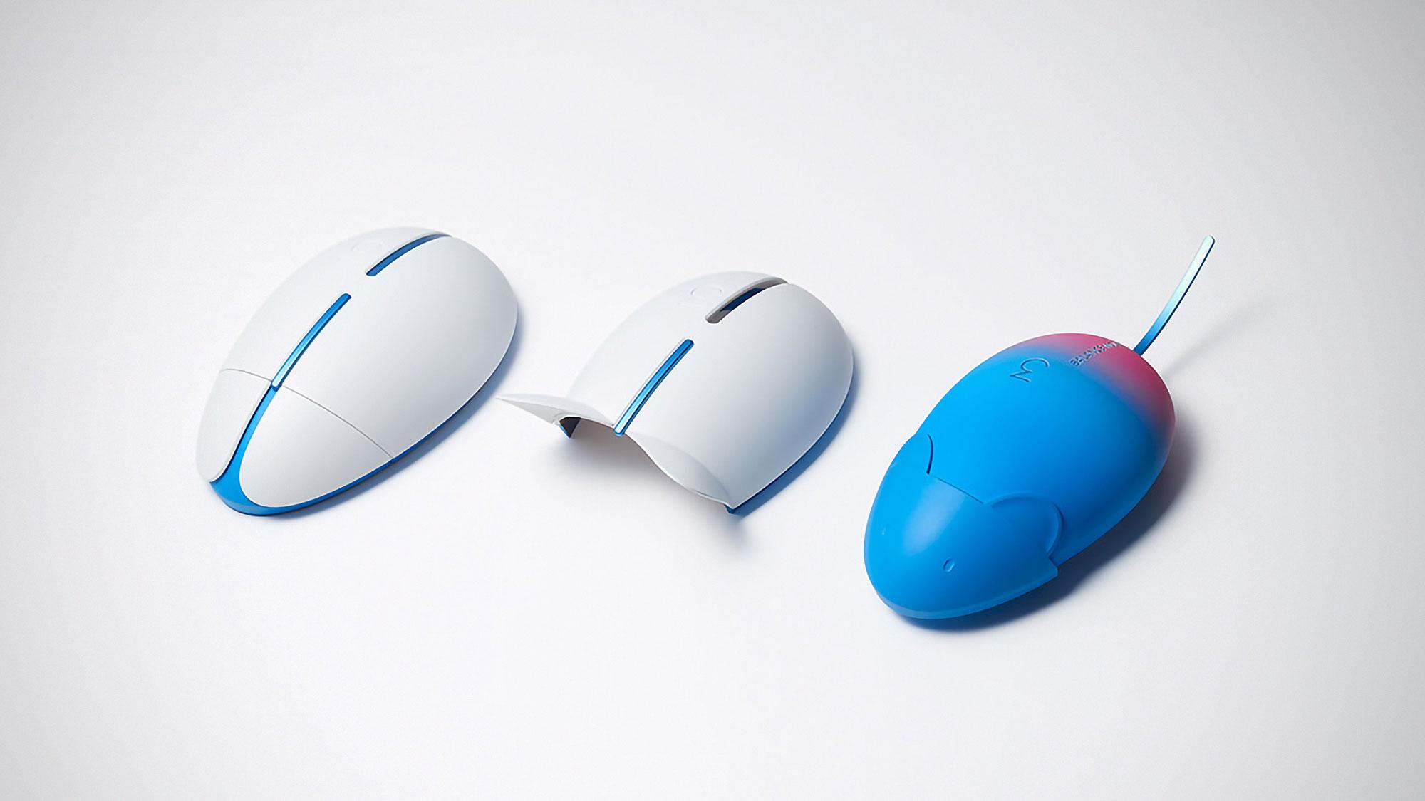 Samsung Concept Balance Mouse