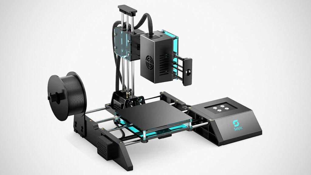 SelPic Star A 3D Printer Kickstarter