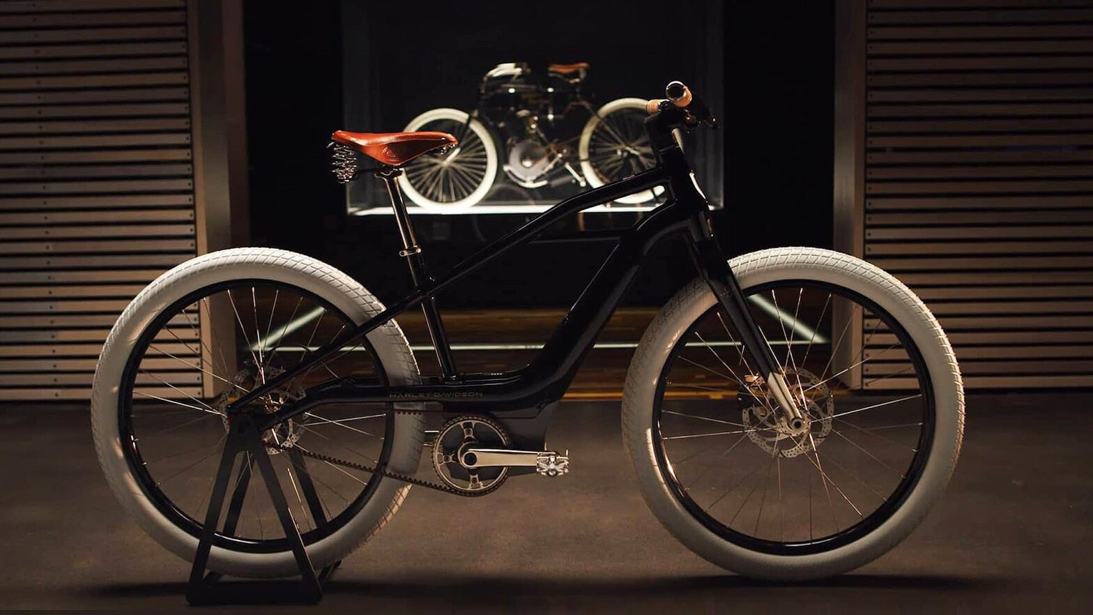 Serial 1 eBicycles Powered By Harley-Davidson