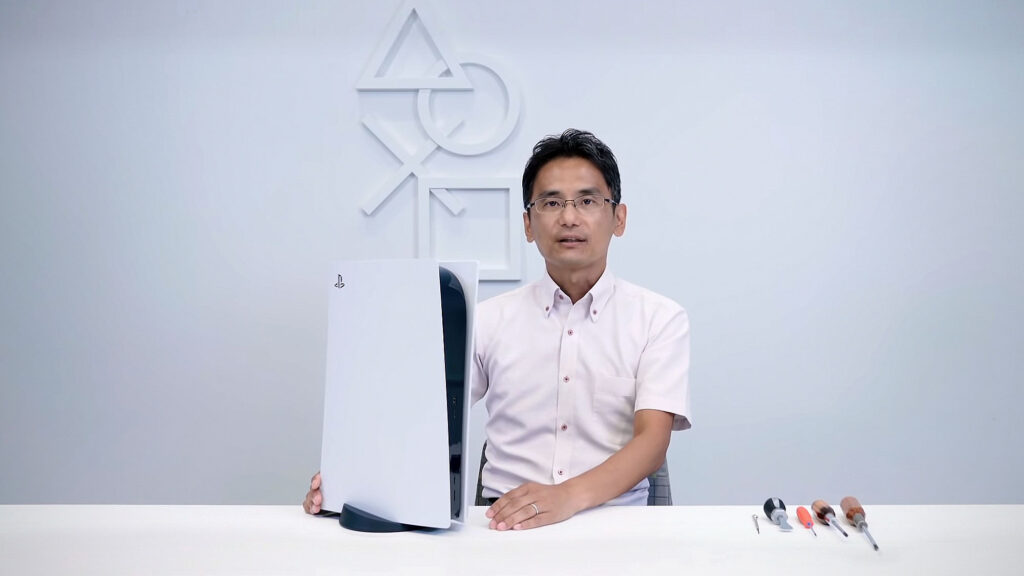 Sony PlayStation 5 Official Teardown Video