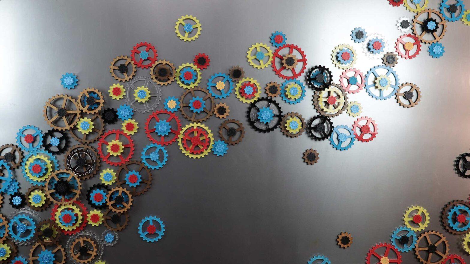 Sprocks Magnetic Gears Kickstarter