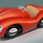Relaunched J40 Motor Company Revealed New J40 Austin Pedal Car Concepts