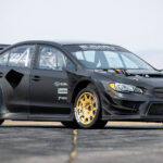 Subaru Gymkhana STI Is Loaded With Canards, Spits Flames Out Of The Hood