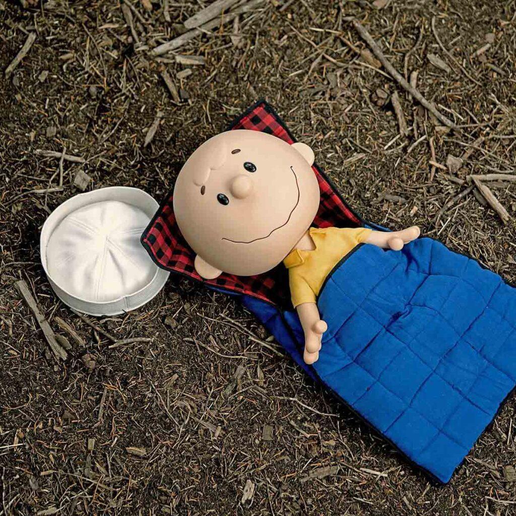 Super7 Peanuts Big Charlie Brown Vinyl Figure