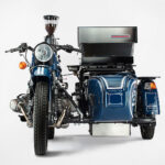 Here's Another Ural Motorcycle That Has Its Sidecar Turned Into A Coffee Machine