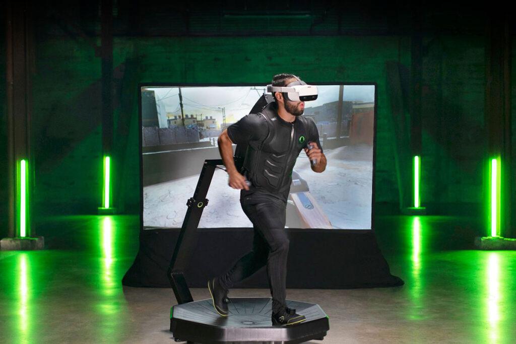Virtuix Omni One Omni-directional Treadmill