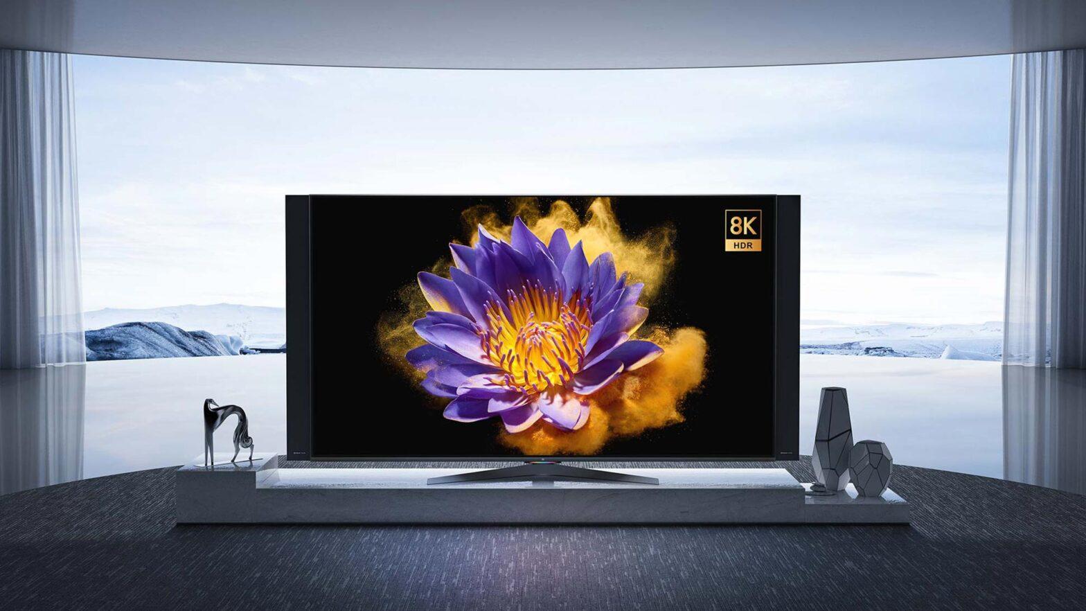 "Xiaomi Mi TV LUX 82"" Pro"