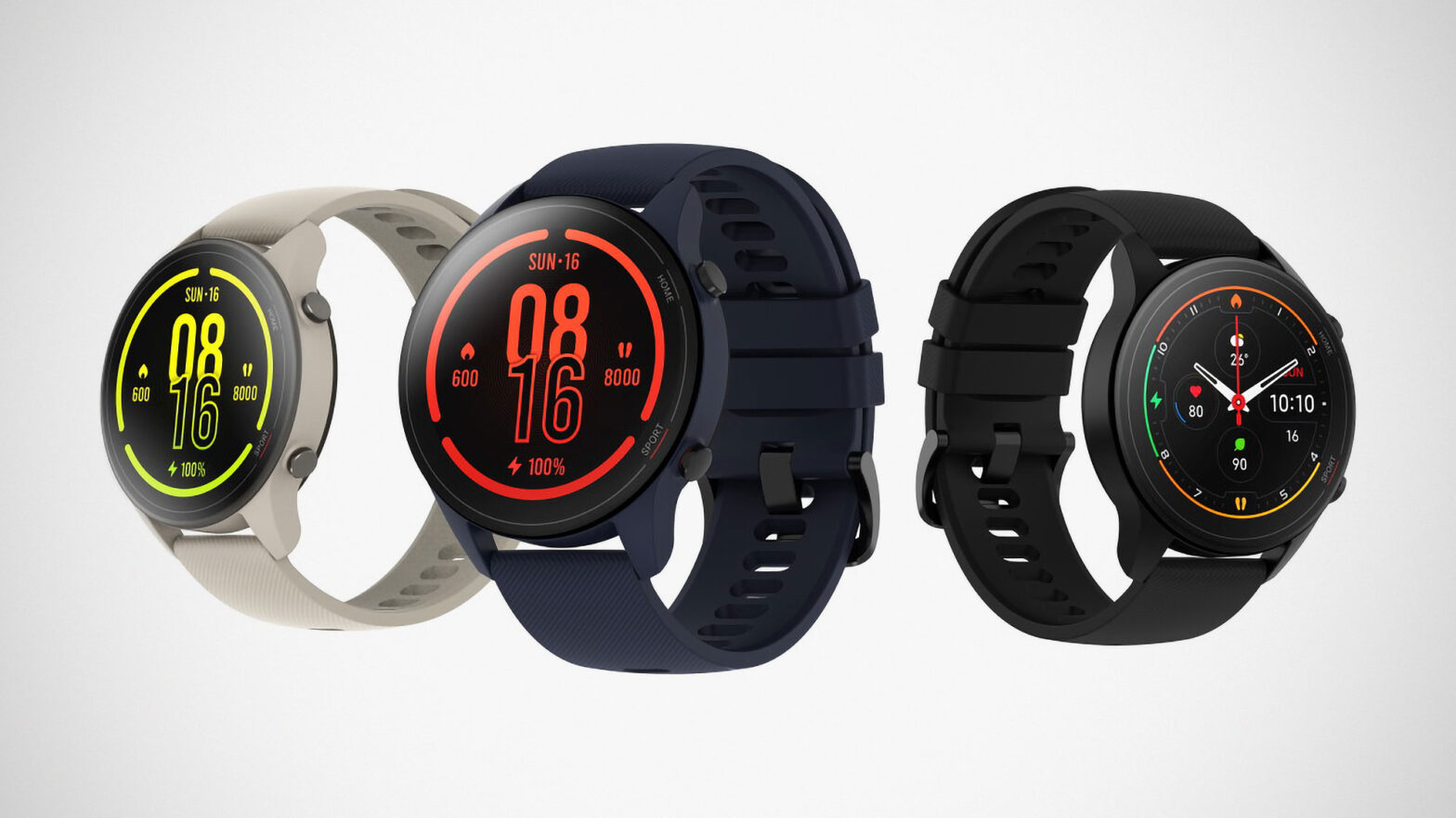 Xiaomi Mi Watch Smartwatch Global Launch