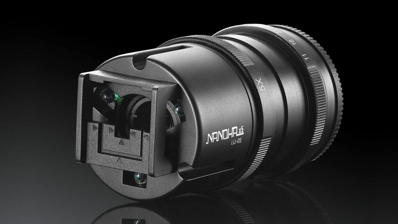 Yasuhara Nanoha Macro Lens for Mirrorless Cameras