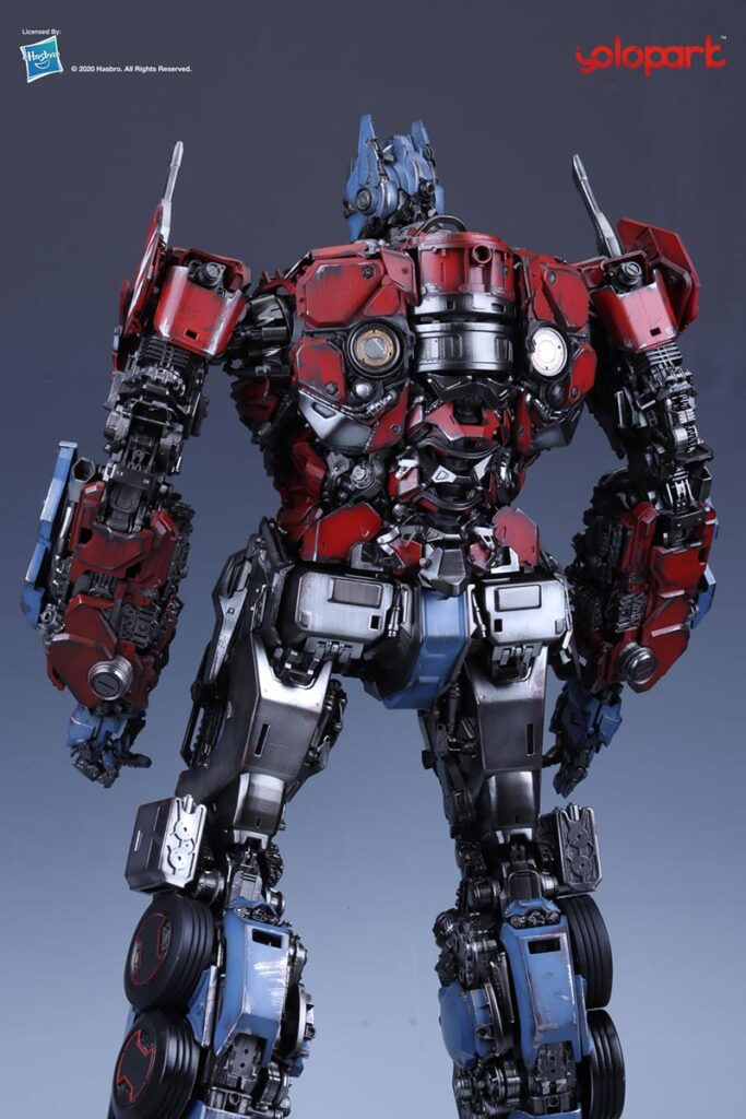 "Yolopark x Transformers IIES 24"" Optimus Prime Figure"