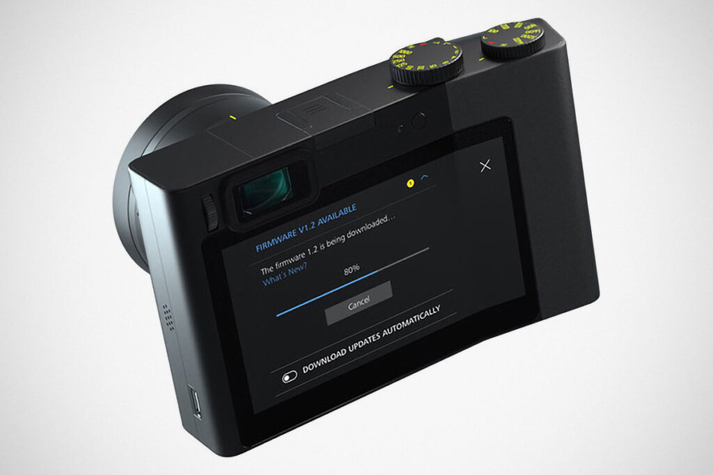 Zeiss ZX1 Android-powered Digital Camera