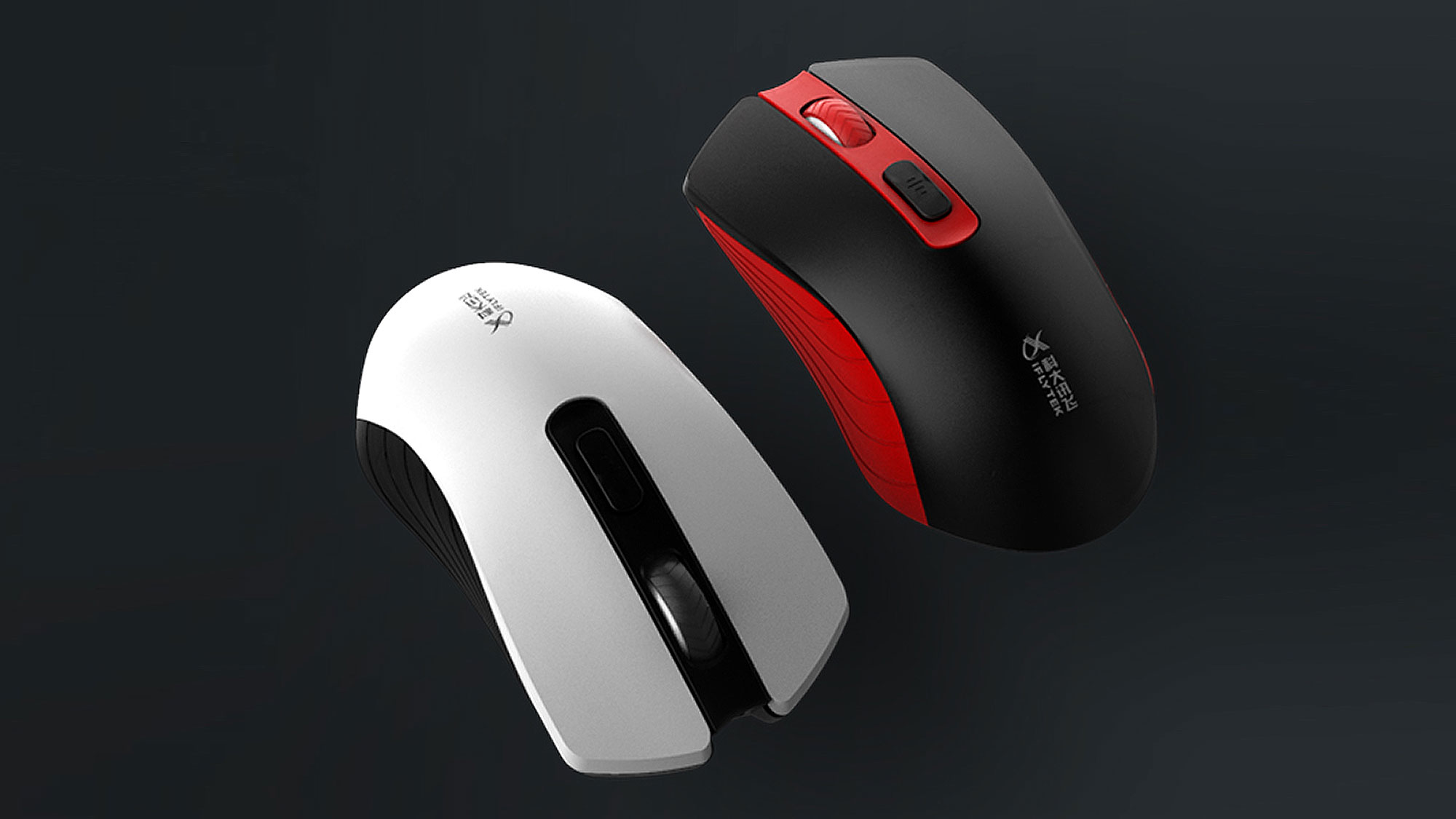 iFLYTEK M210 Smart Voice Input Mouse