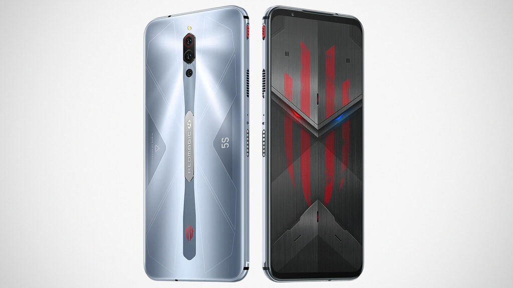 nubia Red Magic 5S Gaming Smartphone