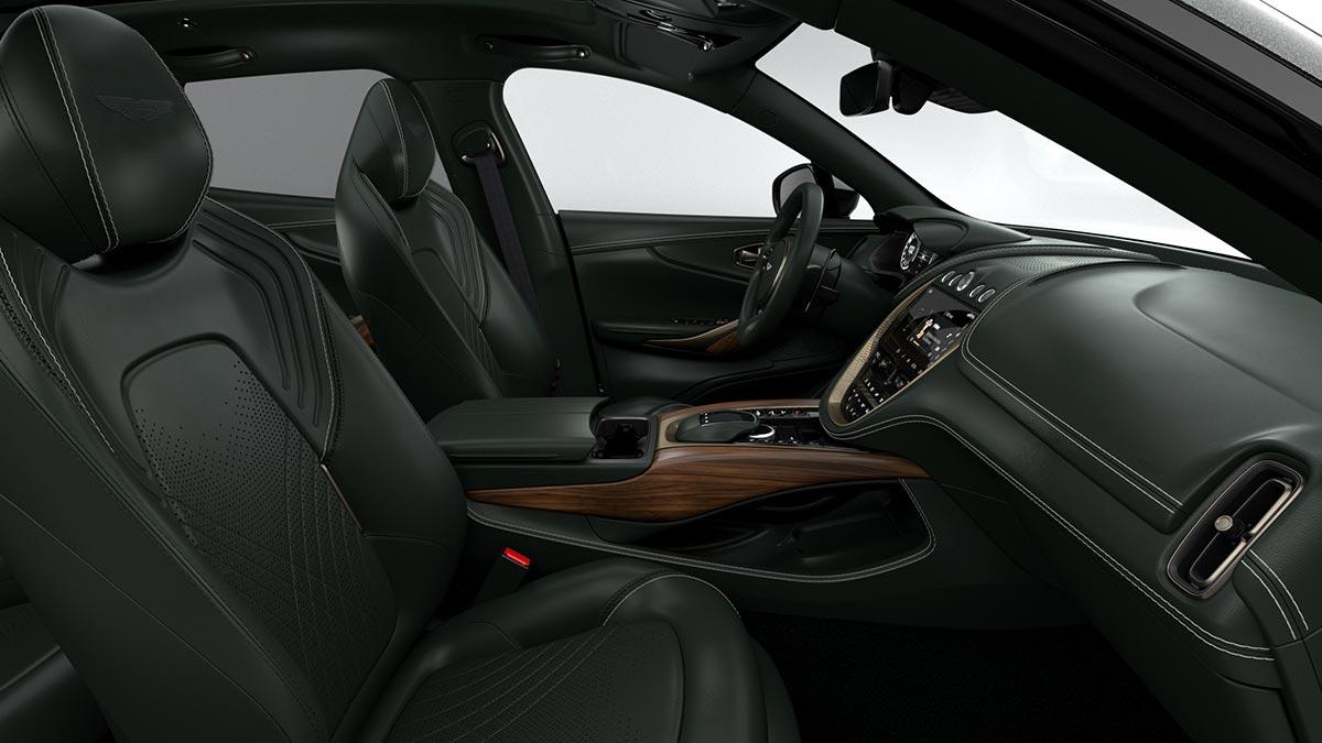 130 William Adjave Special Edition Aston Martin DBX
