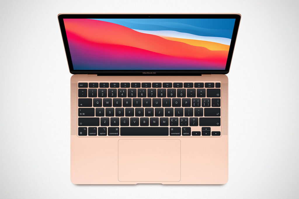 2020 Apple Macbook Air with M1 Chip