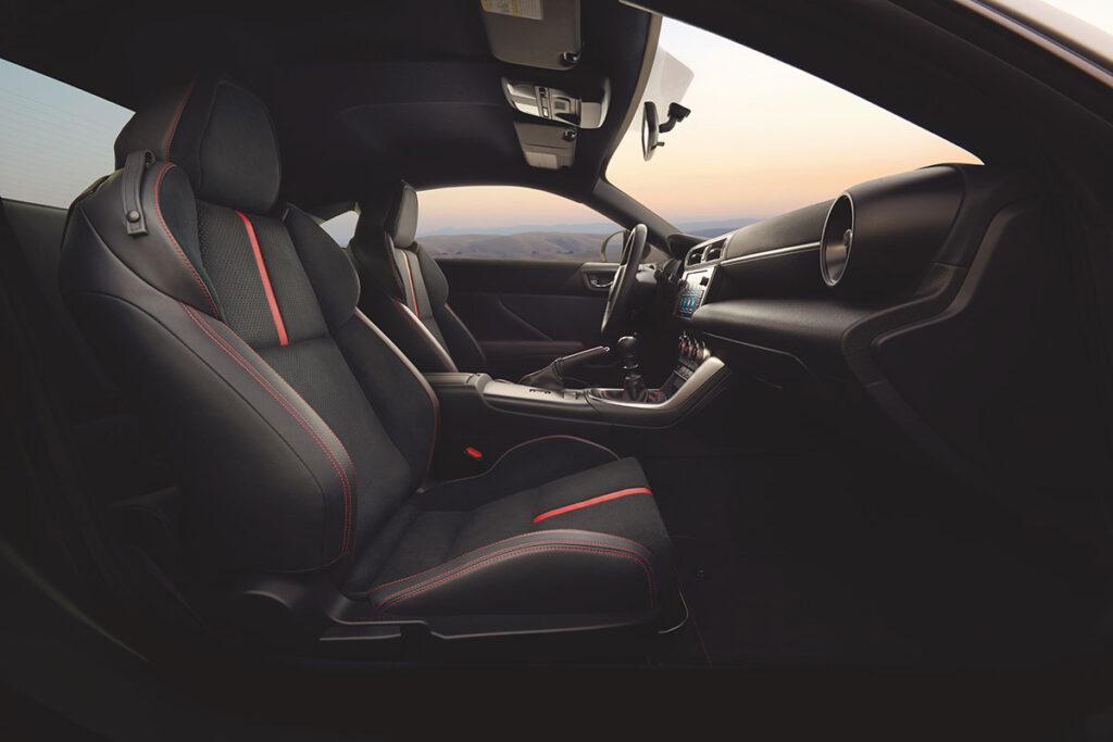 2022 Subaru BRZ Sports Coupe