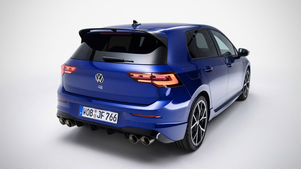 2022 Volkswagen Golf R Performance Hatch