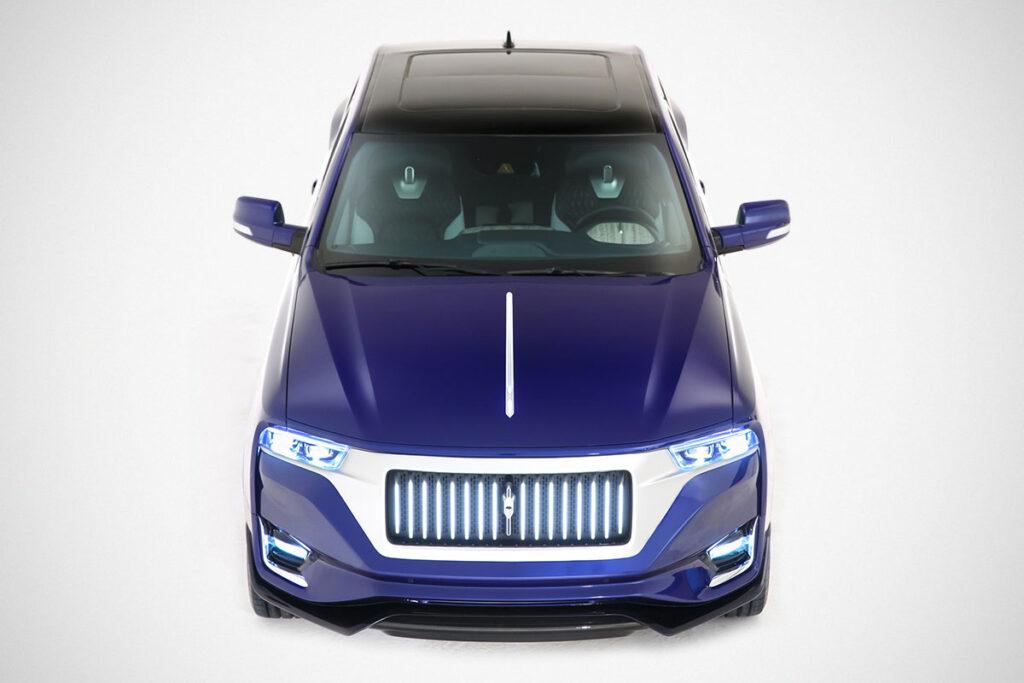 AZNOM PALLADIUM Luxury Limousine