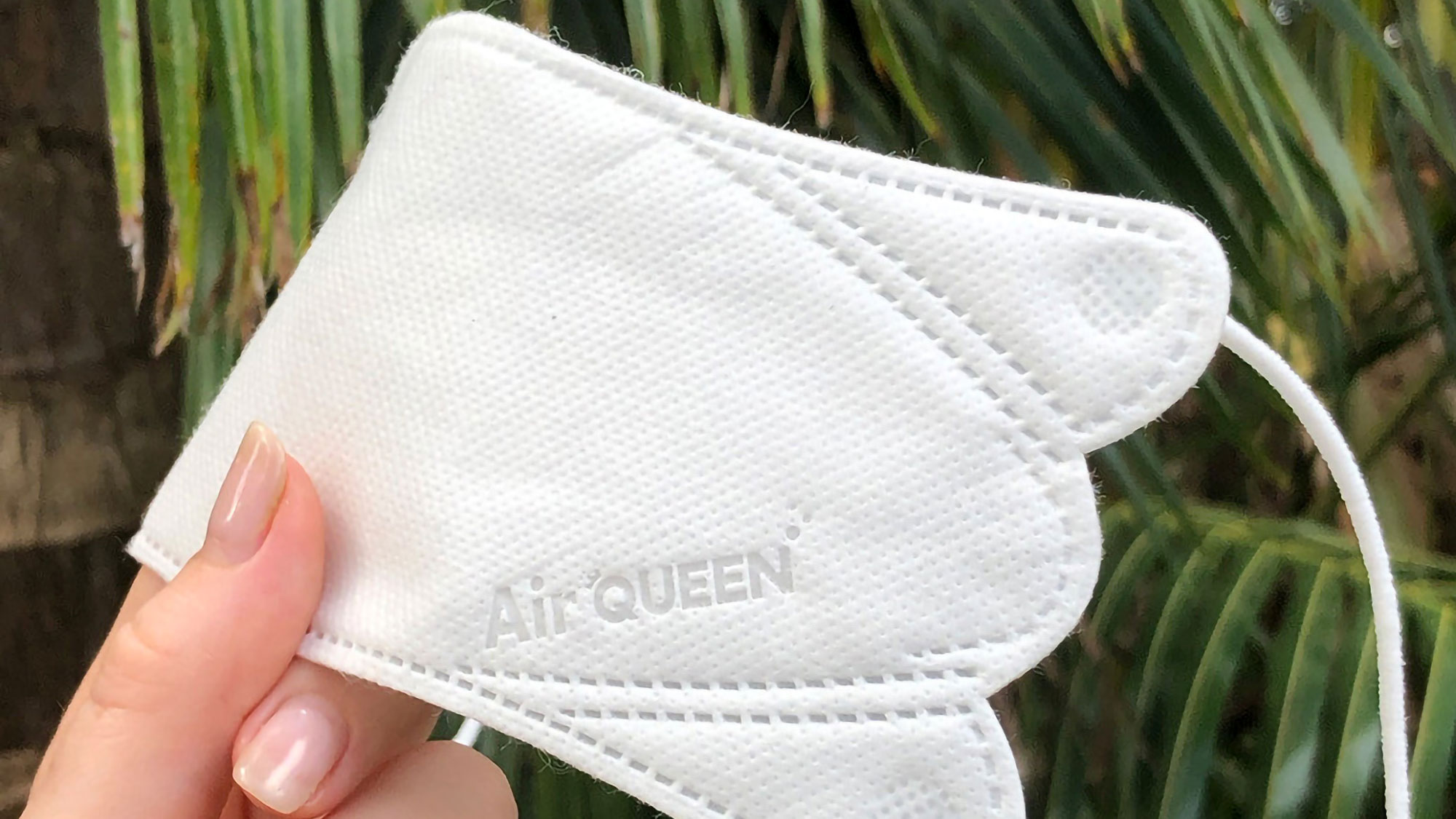 AirQueen Nanofiber Mask Now Available to the Public