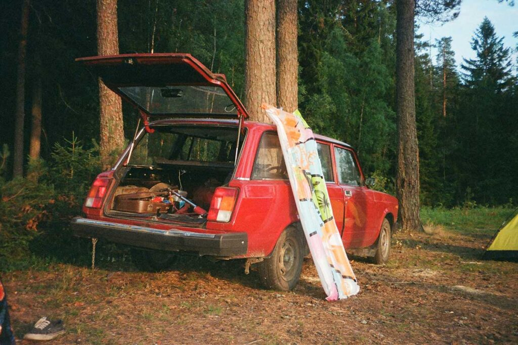 Any Campers' Favorite Car Accessory