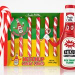 Ketchup Flavored Candy Canes Is A Thing Now Because, It Is 2020