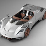 Ares Design S1 Project Spyder: Corvette C8 On Steroid And Without A Top