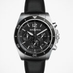 Bell & Ross BR V3-94 Black Steel: Timepiece With Vintage Military Vibe