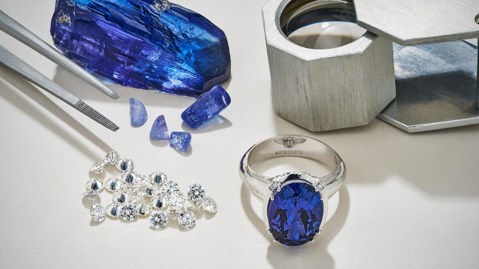 Bentley Jewellery Precious Gemstone Collection