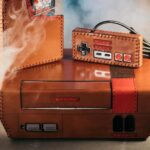 Beskar Goods Co. 2020 Leather Console: Classic NES With A Classy Twist