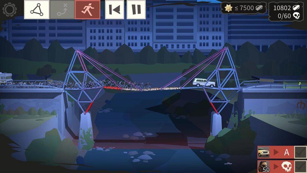 Bridge Constructor The Walking Dead Video Game