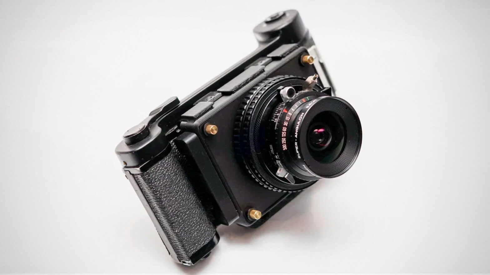 Chroma Modular Medium Format Film Camera