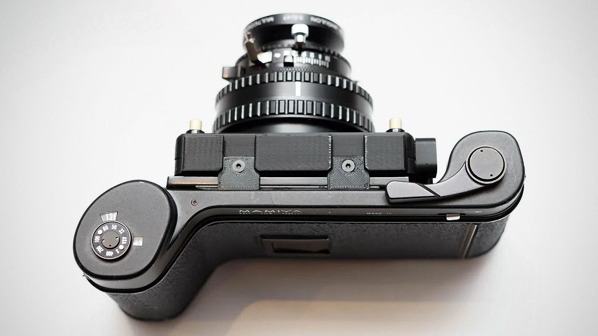 Chroma Modular Medium Format Film Camera