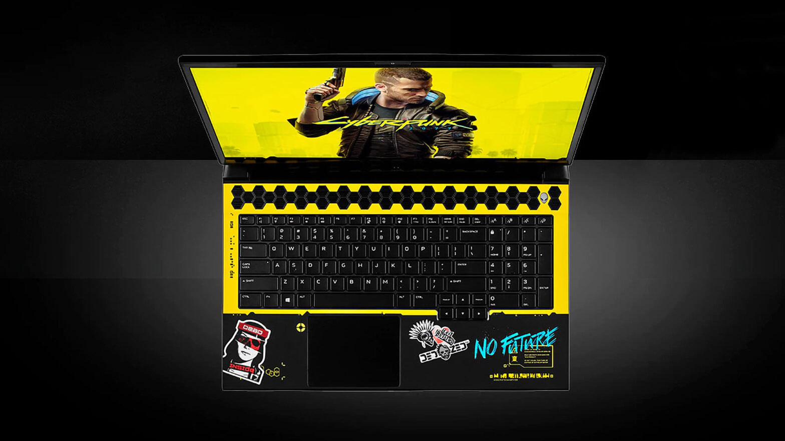 Cyberpunk 2077 Dbrand Skin for Alienware