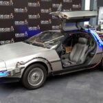 You Can Rent A DeLorean Time Machine, Ticket For Time Traveling Not Included