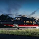 Donald Trump's 1989 Sikorsky S76B Helicopter Is For Sale