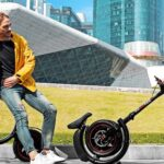 EKOOTER Is The World's First Cylinder Fold Concept eBike