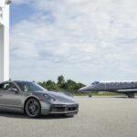 Embraer Phenom 300E Private Jet + Porsche 911 Turbo S: Bundle Purchase For The Rich