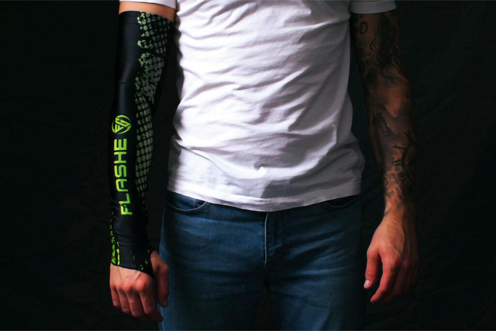 Flashe Xsleeve Esports Arm Compression Sleeve