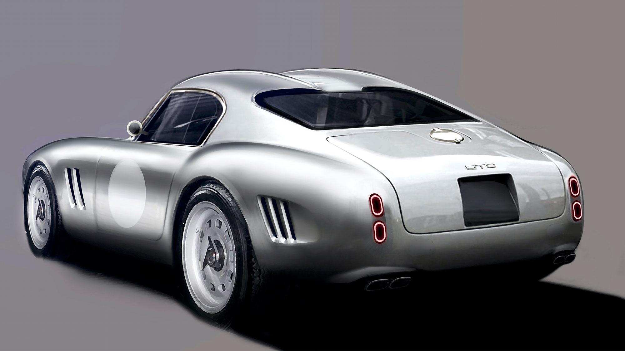 GTO Engineering Moderna V12 Sports Car