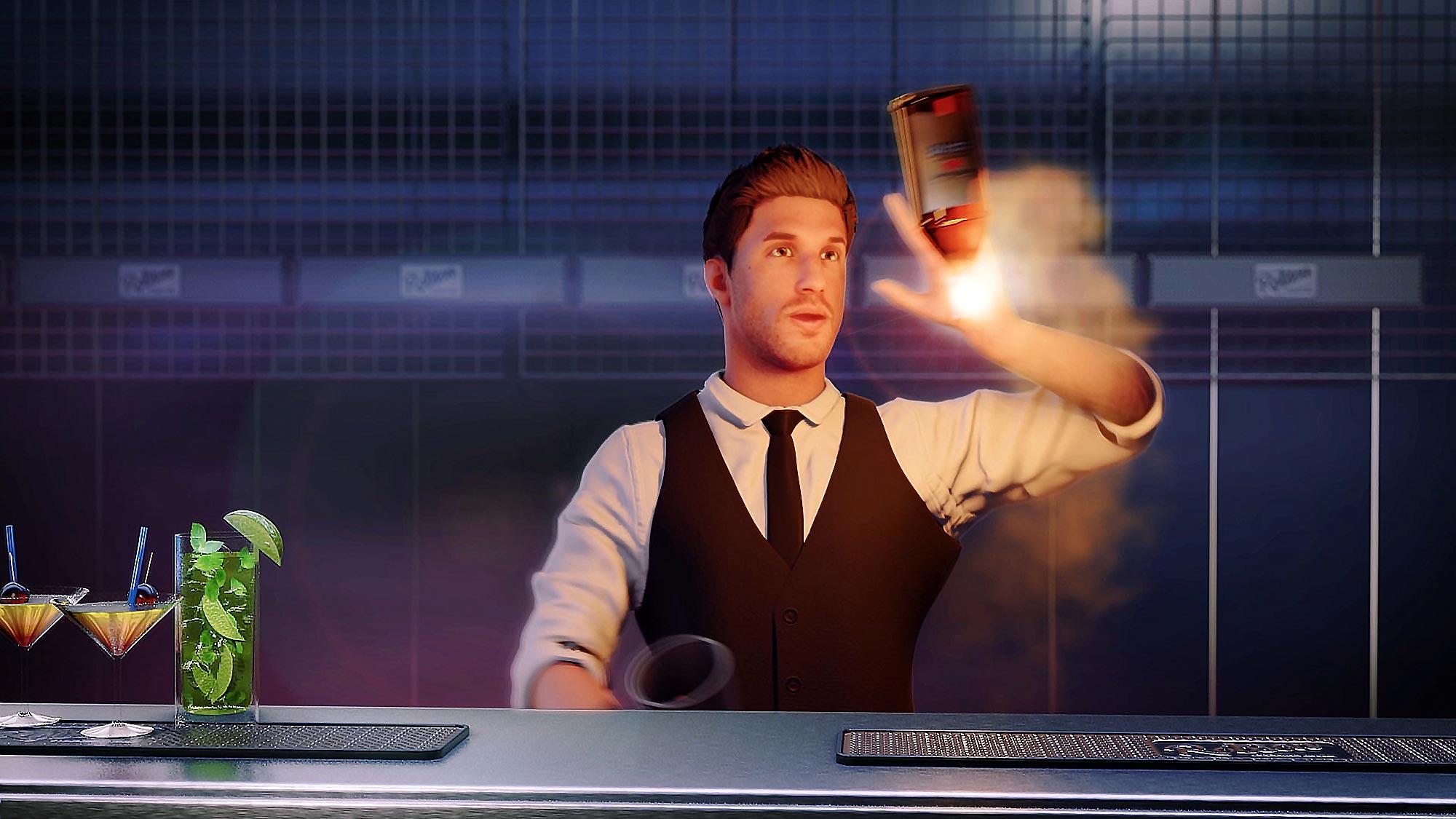 Gameparic's Bartender Simulator Video Game