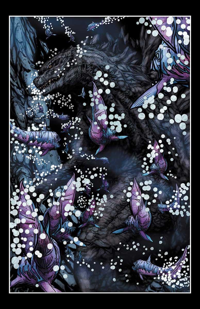 Godzilla vs. Kong Prequel Graphic Novels
